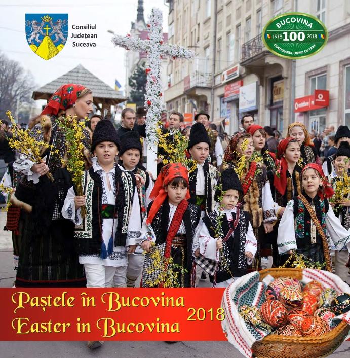 Pastele in Bucovina 2018